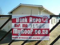 Sales Board of property in Booysens