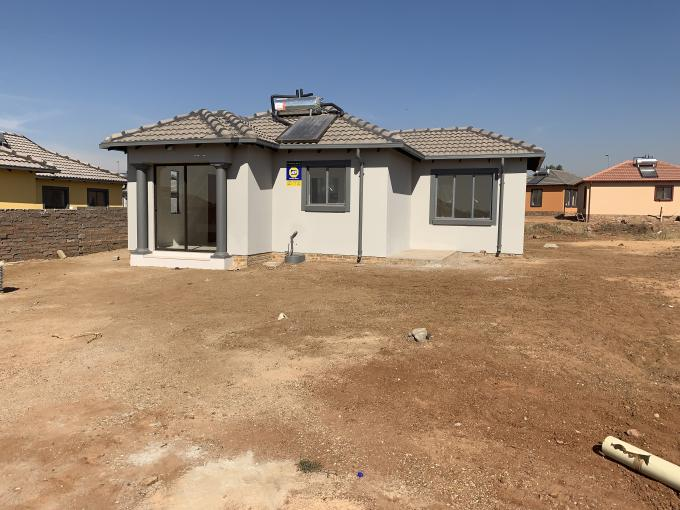 3 Bedroom House for Sale For Sale in Hesteapark - MR316182