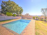 Backyard of property in Roodepoort West