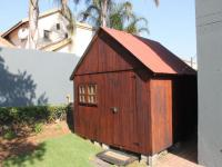 Backyard of property in Rooihuiskraal