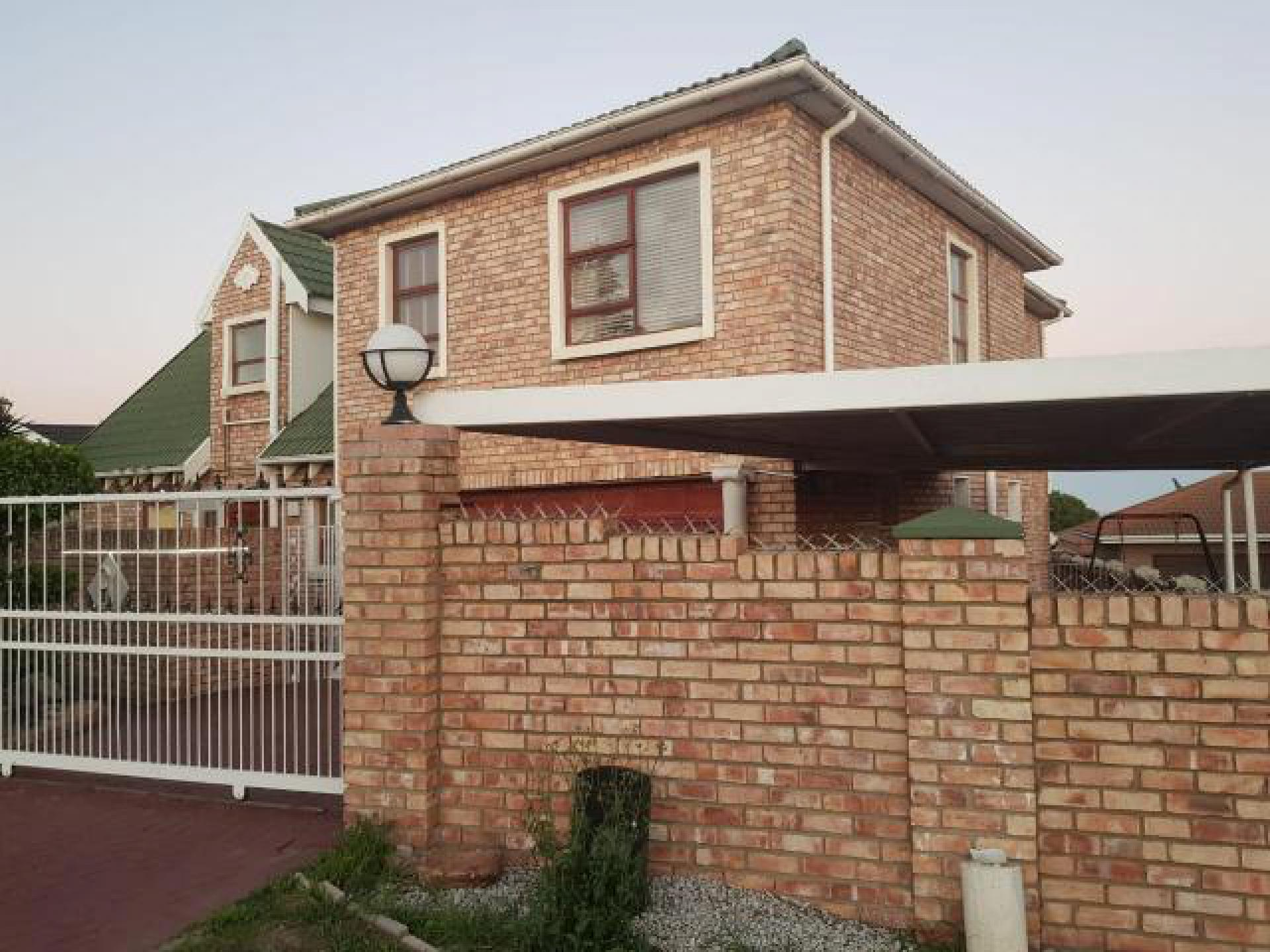 Front View of property in Amsterdamhoek