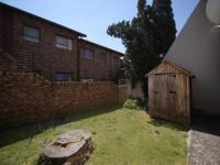 Backyard of property in Ferndale - JHB
