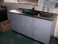 Kitchen of property in Pullens Hope