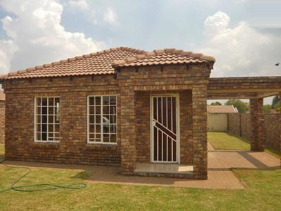3 Bedroom Simplex For Sale in Benoni - Home Sell - MR32328