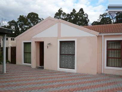 Standard Bank EasySell 4 Bedroom House for Sale For Sale in Blue Downs - MR32483