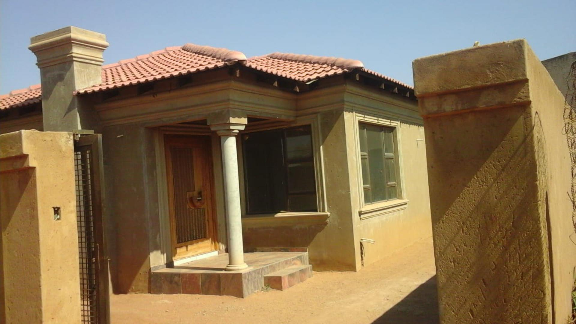 of property in Tshepisong
