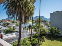 Backyard of property in Wynberg - CPT