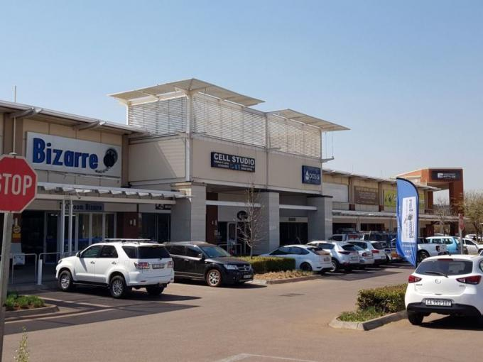 Commercial to Rent in Centurion Central (Verwoerdburg Stad) - Property to rent - MR328837