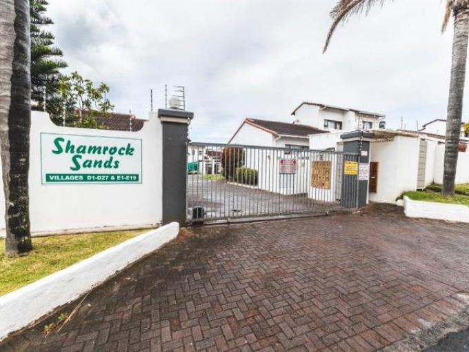 Standard Bank EasySell 3 Bedroom Sectional Title for Sale in Beacon Bay - MR331219