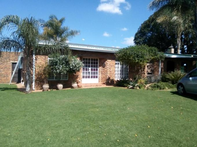 House for Sale For Sale in Luipaardsvlei - MR331332