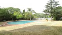 Backyard of property in Bryanston