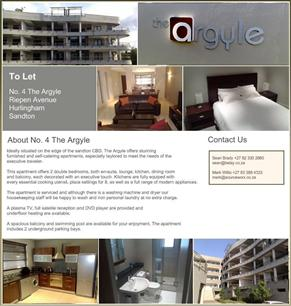 2 Bedroom Apartment To Rent in Hurlingham - Private Rental - MR33313