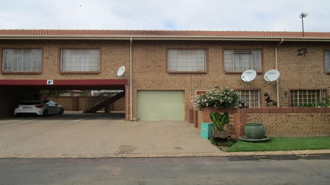 Standard Bank EasySell 1 Bedroom Sectional Title for Sale in Middelburg - MP - MR334973