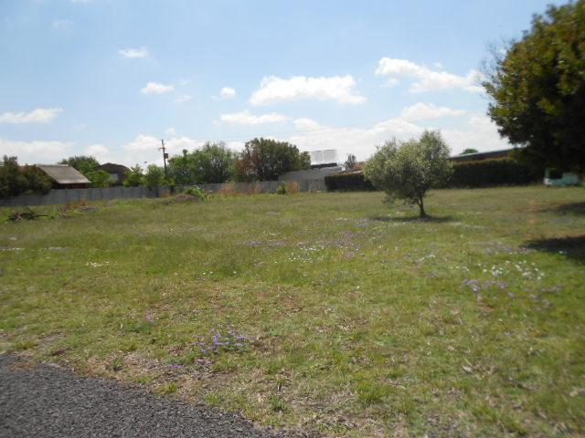 Standard Bank Repossessed Land for Sale on online auction in Vaalmarina - MR33501