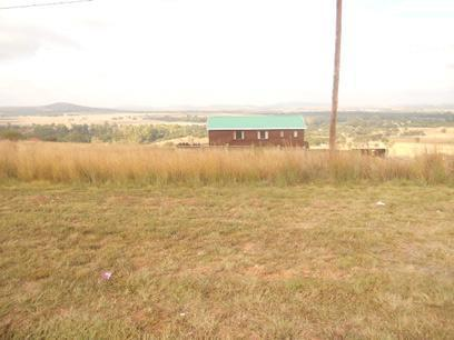 Standard Bank Repossessed Land for Sale on online auction in Vaal Oewer - MR33530