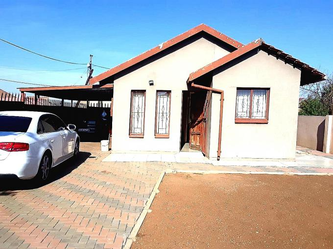 3 Bedroom House for Sale For Sale in Soshanguve - MR339921