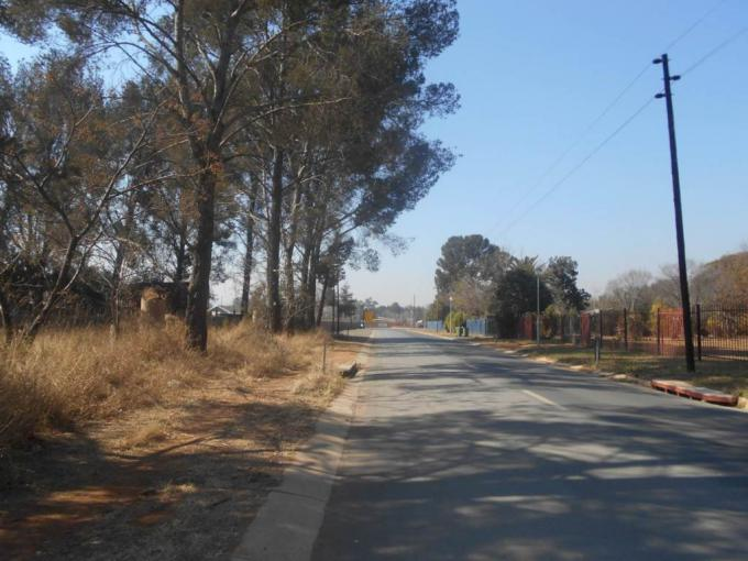 Land for Sale For Sale in Die Wilgers - MR342679