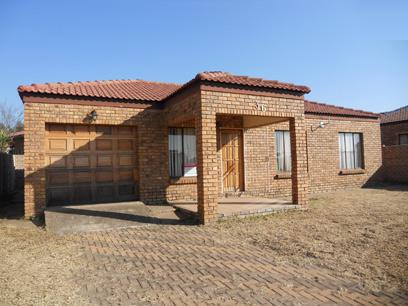 Standard Bank Repossessed 2 Bedroom House on online auction in Dalpark - MR34452