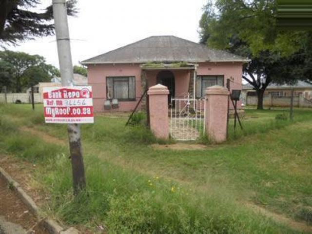 Standard Bank Repossessed 2 Bedroom House for Sale on online auction in Brakpan - MR34454