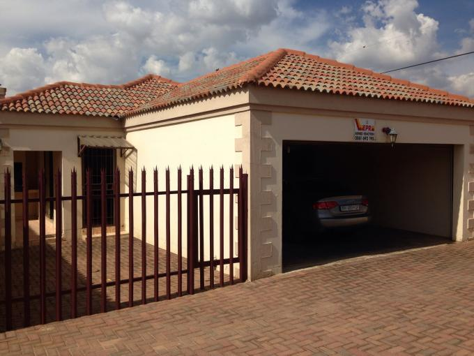 Standard Bank EasySell 3 Bedroom House for Sale For Sale in Greenhills - MR34482