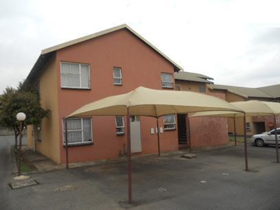 Standard Bank Repossessed 2 Bedroom Apartment for Sale on online auction in Glenvista - MR34518