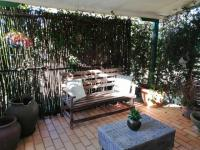 Patio of property in Stilfontein