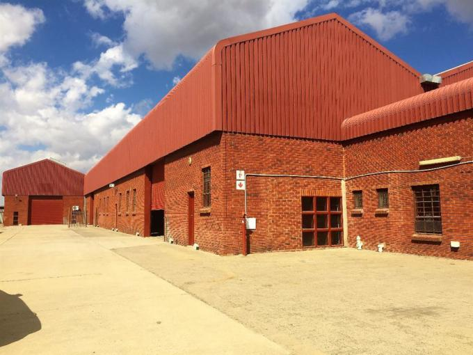 Commercial for Sale For Sale in Rustenburg - MR347369