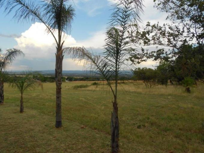 Land for Sale For Sale in Waterkloof (Rustenburg) - MR347370