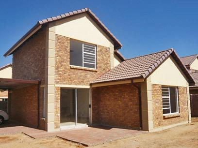3 Bedroom Duplex For Sale in Benoni - Home Sell - MR35265