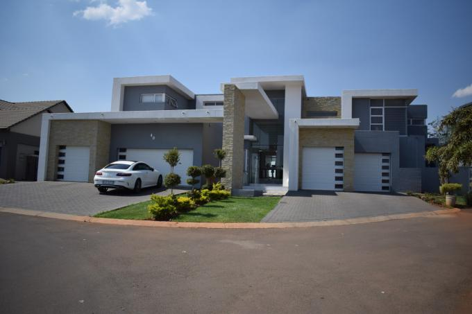 4 Bedroom House for Sale For Sale in Midstream Estate - MR353163