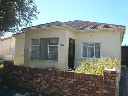 3 Bedroom House for Sale For Sale in Goodwood - Private Sale - MR35333