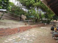 Backyard of property in Ocean View - DBN