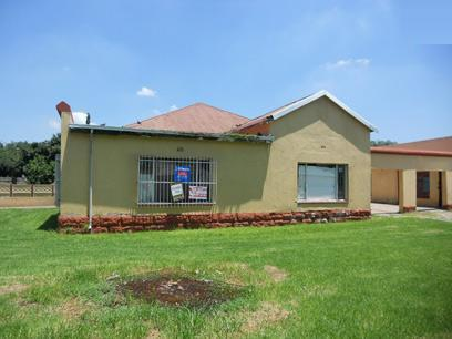 Standard Bank Repossessed 3 Bedroom House for Sale on online auction in Brakpan - MR35454