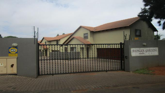 FNB Quick Sell 5 Bedroom Sectional Title for Sale in Oriel - MR356712