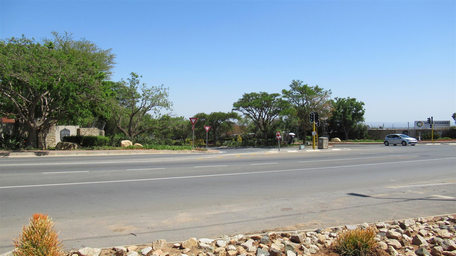 Front View of property in Zandspruit