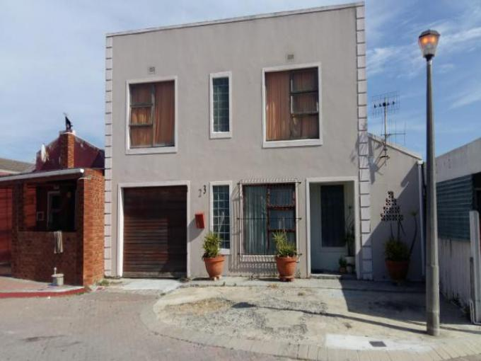 Standard Bank EasySell 3 Bedroom House for Sale in Mitchells Plain - MR378383