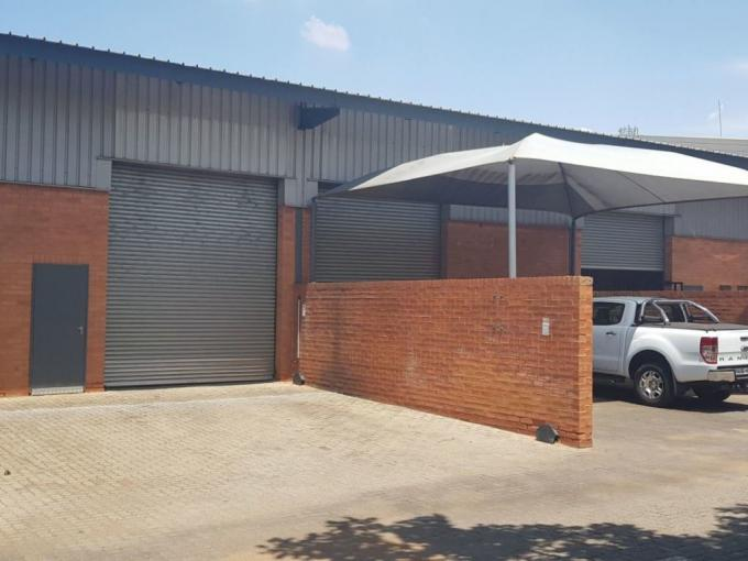 Commercial to Rent in Hennopspark - Property to rent - MR380866