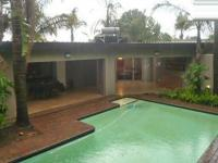 Backyard of property in Randpark