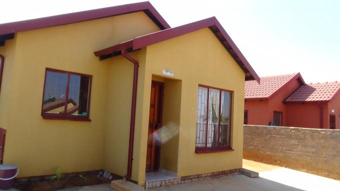 3 Bedroom House for Sale For Sale in Soshanguve East - MR383302