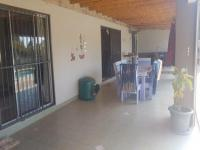 Patio of property in Roodepoort
