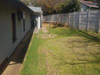 Backyard of property in Roodepoort