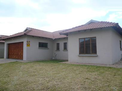 Standard Bank EasySell 3 Bedroom House for Sale For Sale in Rustenburg - MR38480
