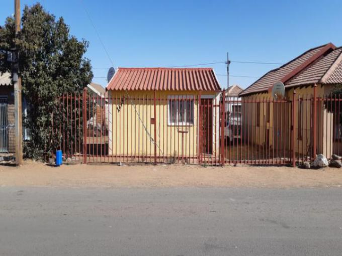 Standard Bank EasySell 2 Bedroom House for Sale in Mangaung - MR392242