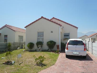 3 Bedroom Duplex for Sale For Sale in Strand - Home Sell - MR39329