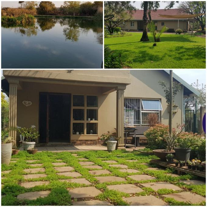 Smallholding for Sale For Sale in Roodeplaat - MR393529