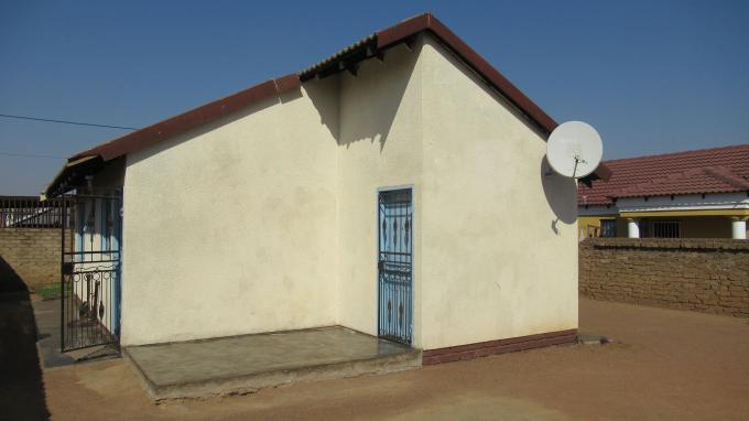 Standard Bank EasySell 3 Bedroom House for Sale in Mabopane - MR396574