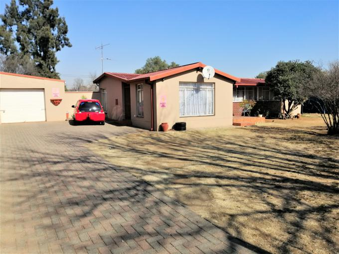 House for Sale For Sale in Sasolburg - MR396747
