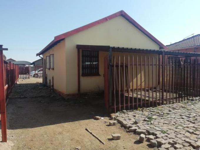 Standard Bank EasySell 3 Bedroom House for Sale in Payneville - MR397004