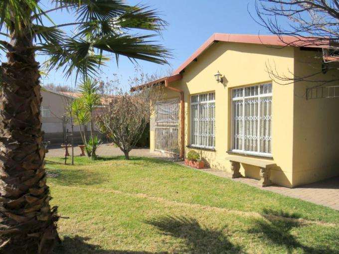 3 Bedroom House for Sale For Sale in Sasolburg - MR399677