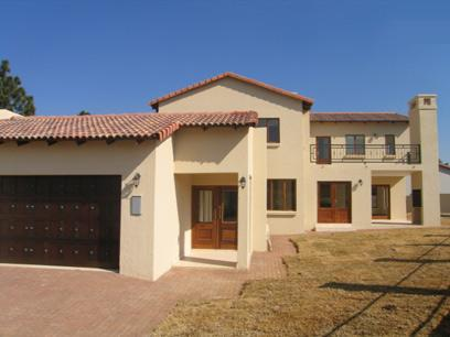 4 Bedroom House For Sale in Waterkloof - Home Sell - MR40106